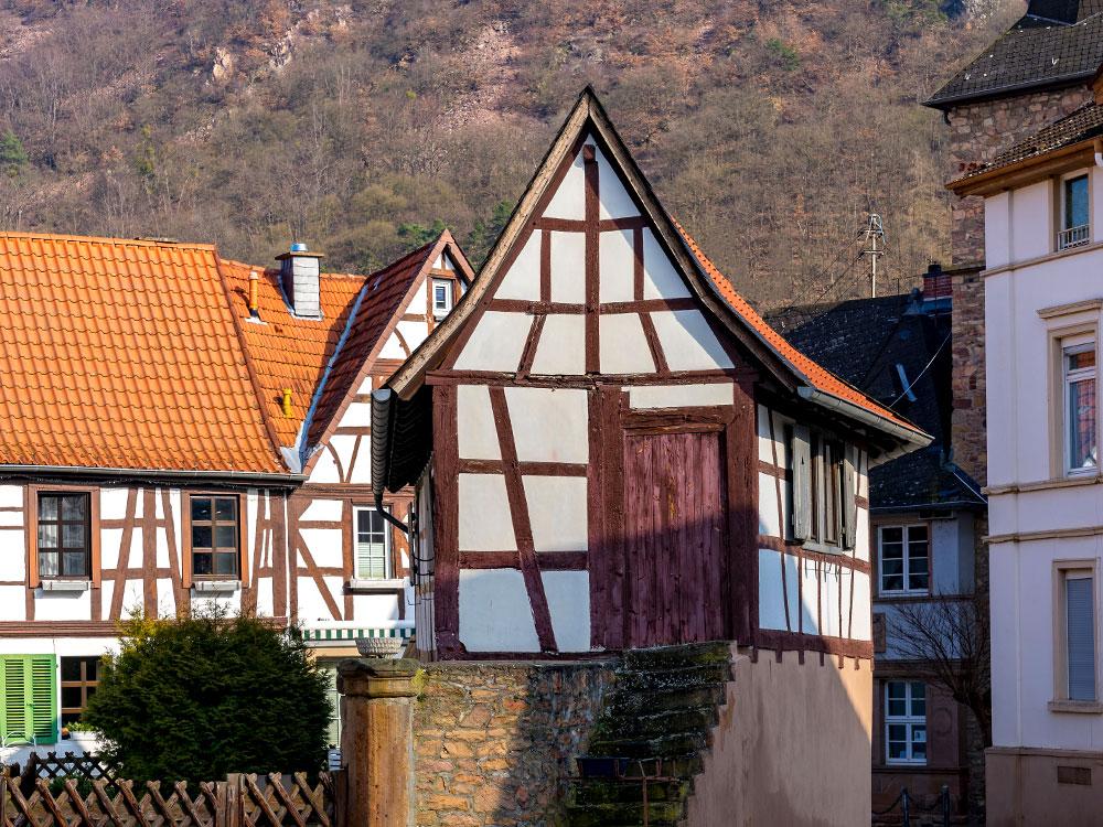 Das Kleine Haus in Bad Münster am Stein