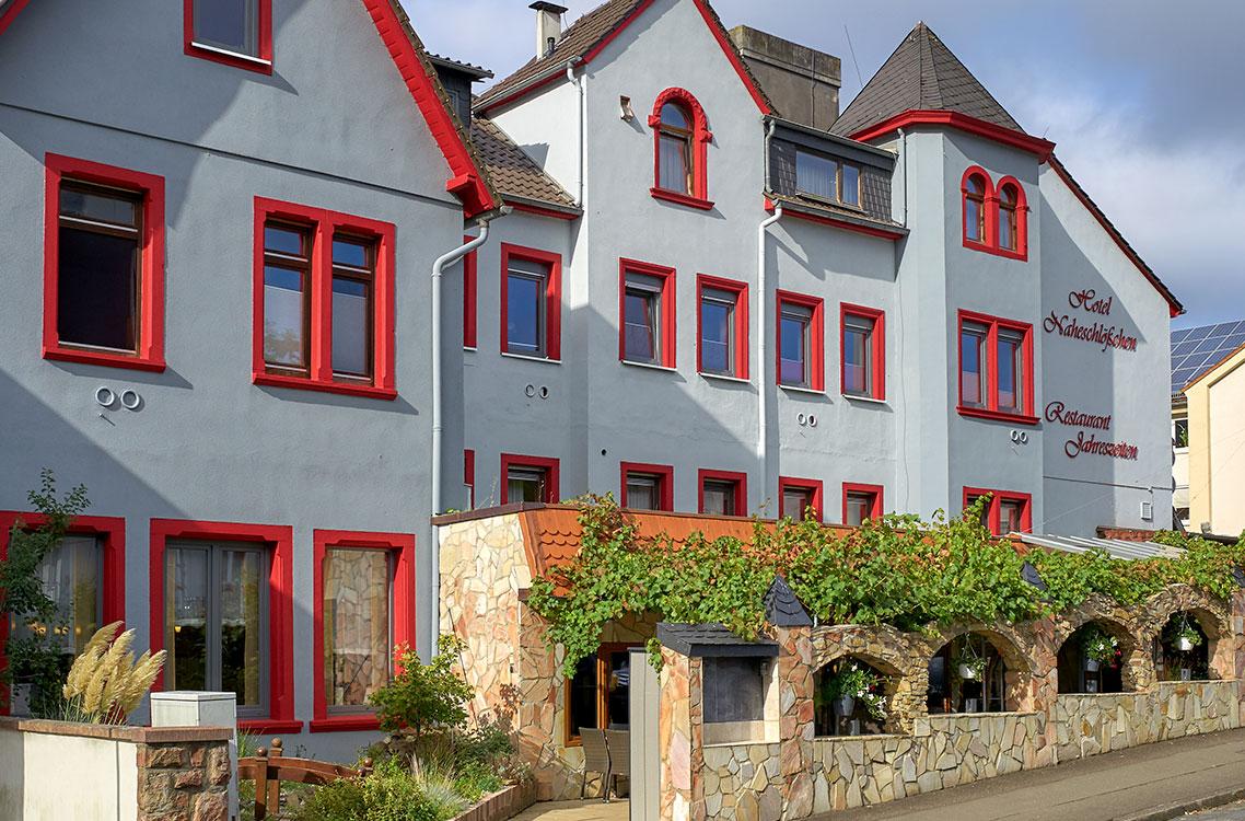 Hotel Naheschloesschen mit Restaurant Jahreszeiten
